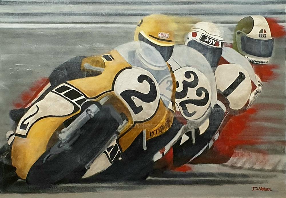 200 miles Imola 1978