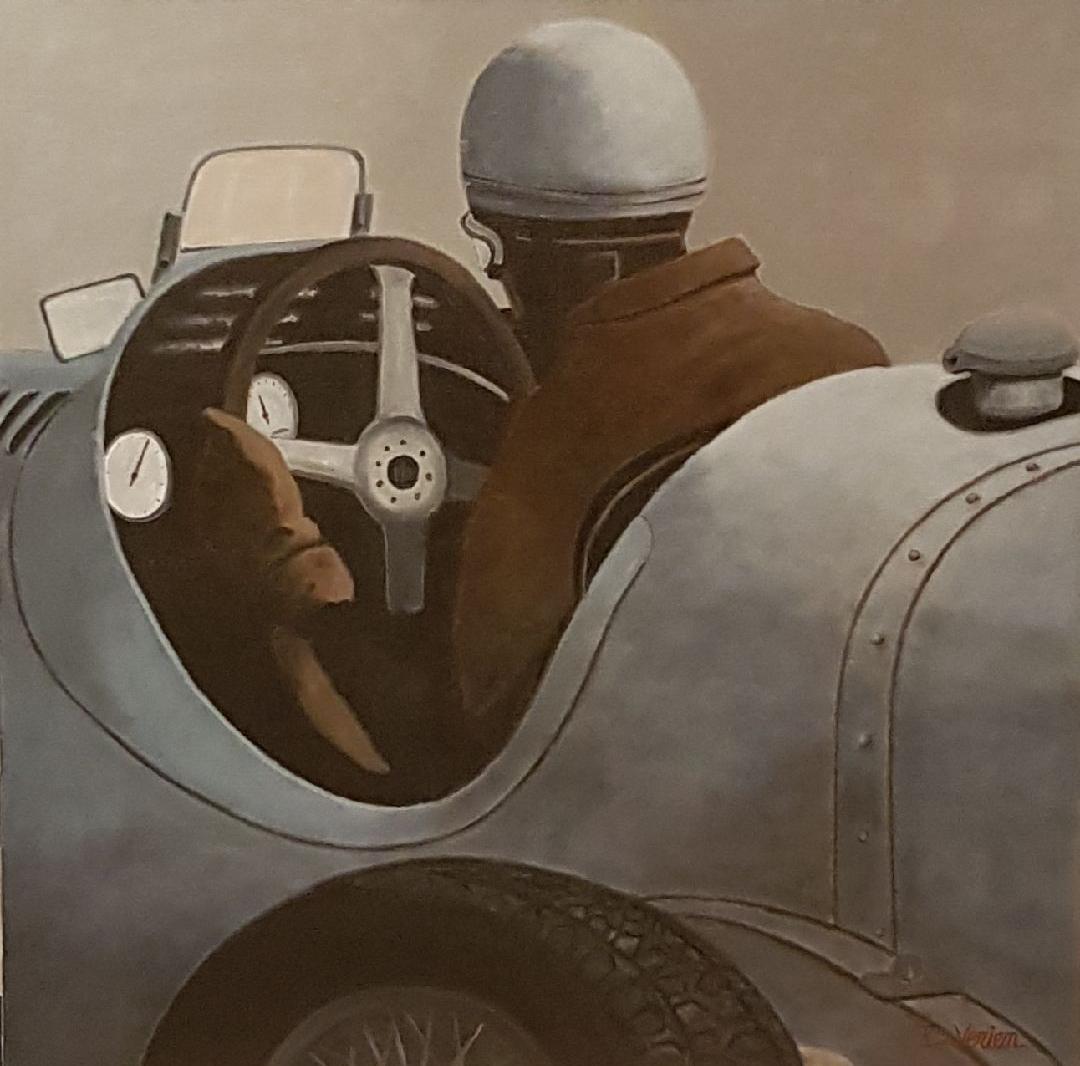 Bugatti C35 1926 - 80x80