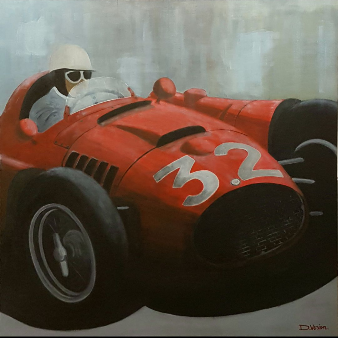 Ferrari D50 - 100x100