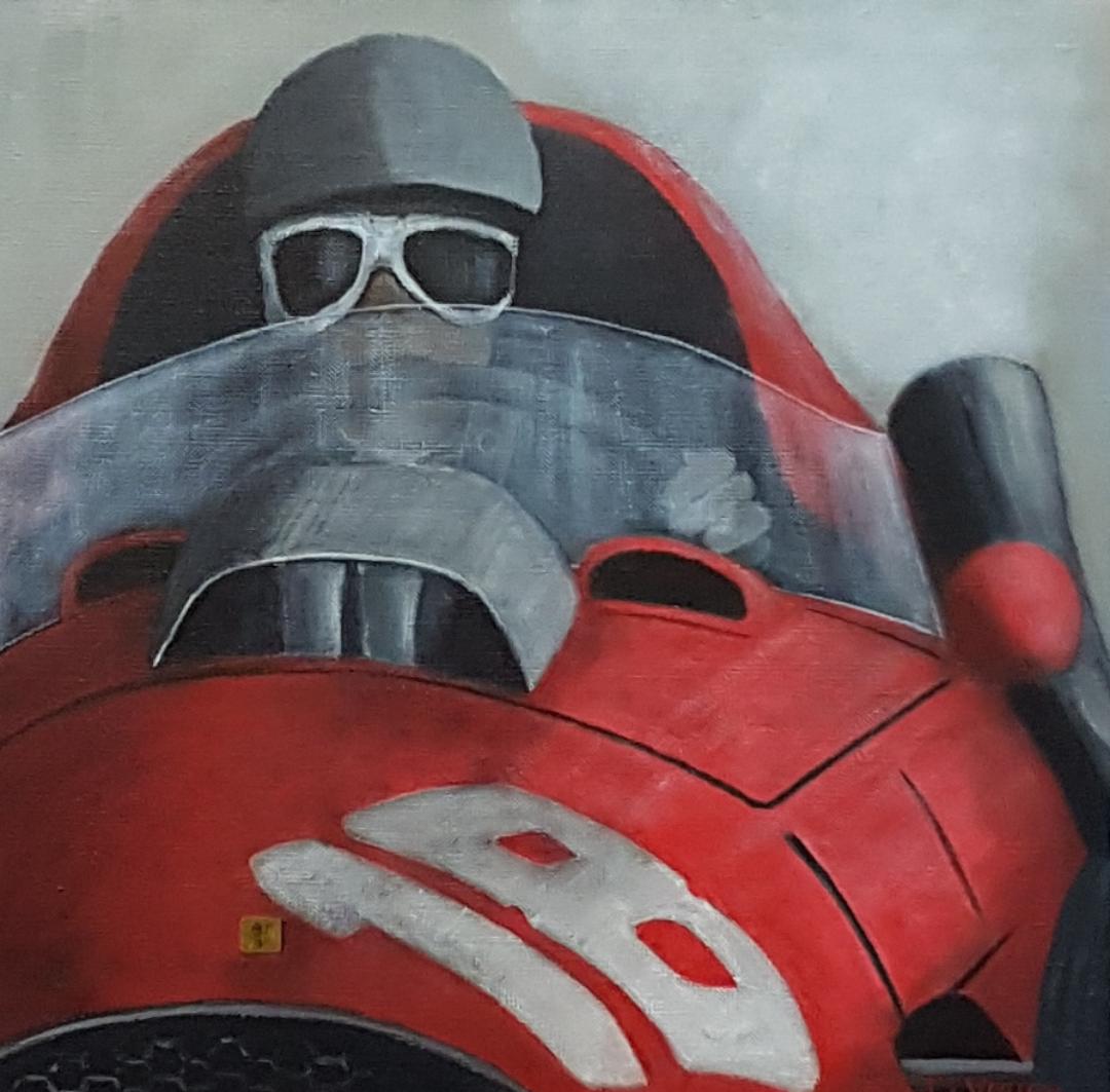 Ferrari F500 - 40x40 - 2