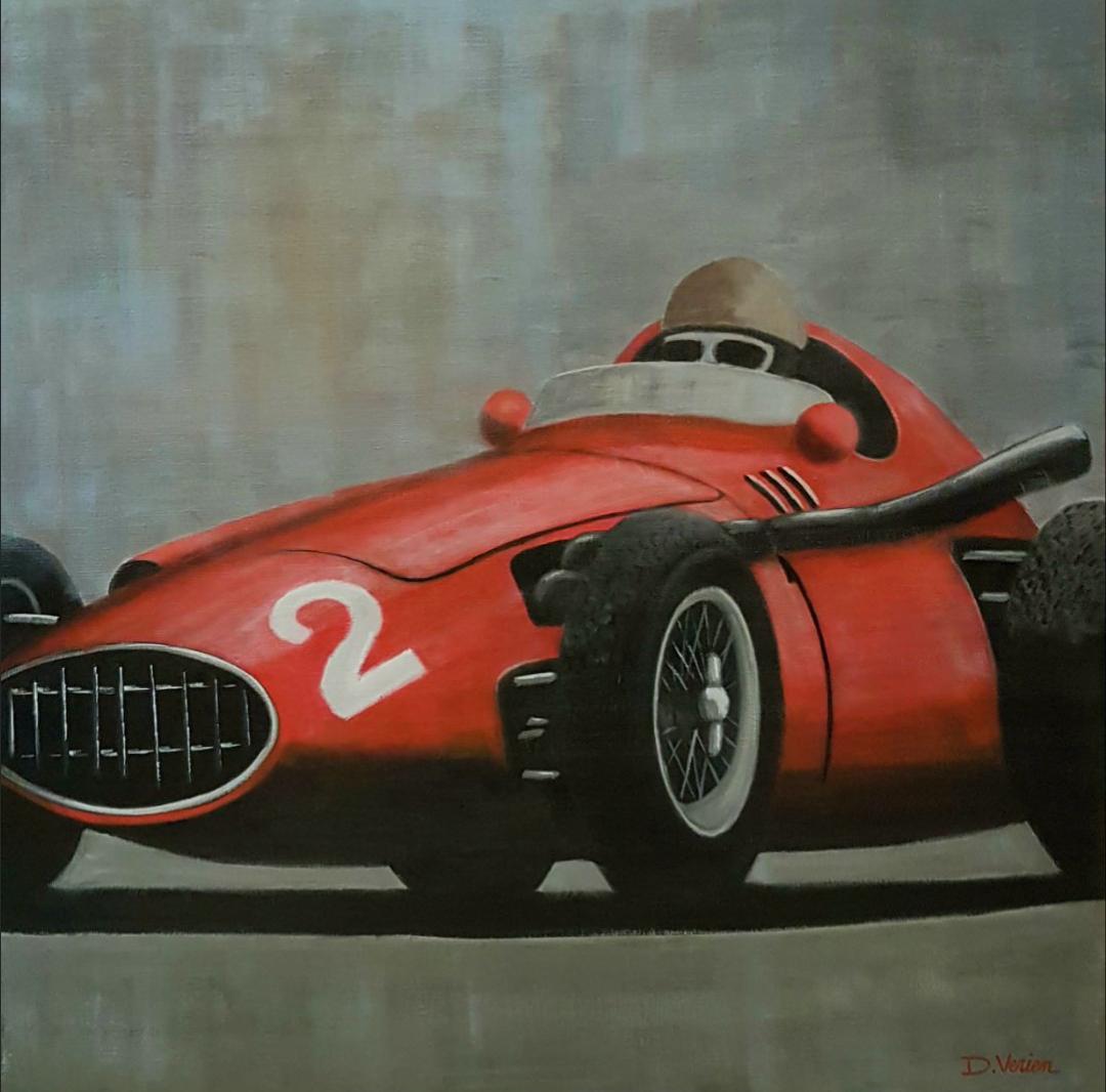 Ferrari F500 - 80x80