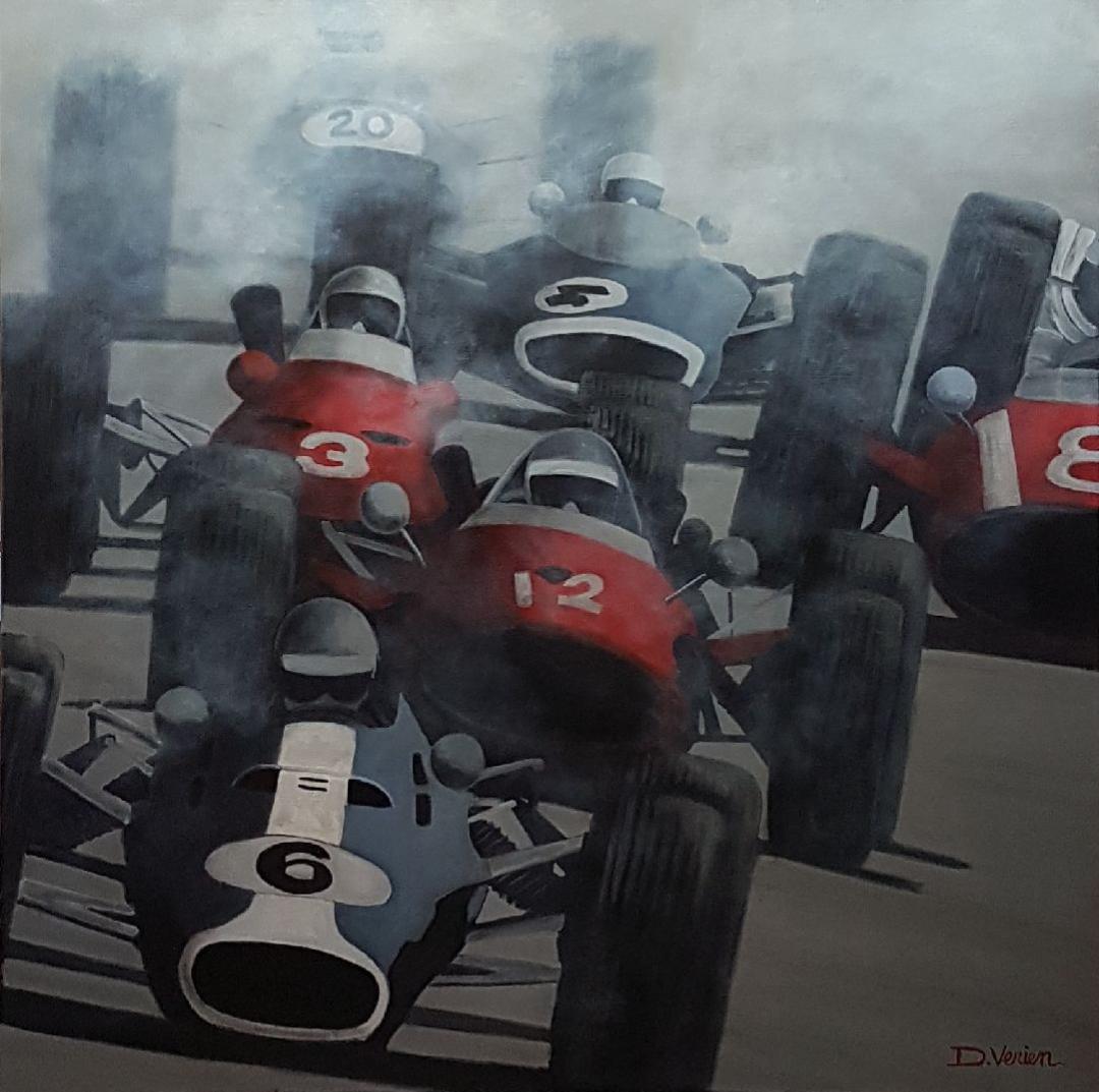 Formule 1 | 1965 - 100x100