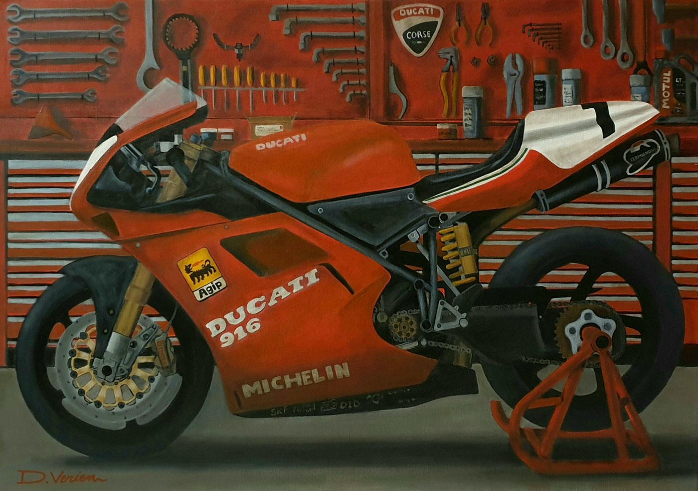 Ducati 916 SBK