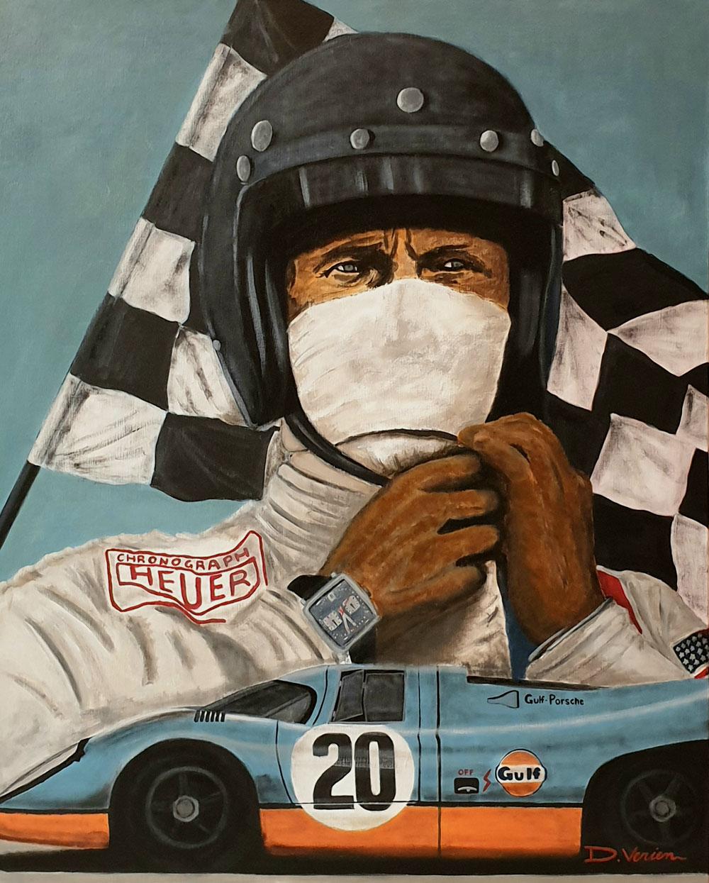 Steve Mc Queen, Le Mans 1970