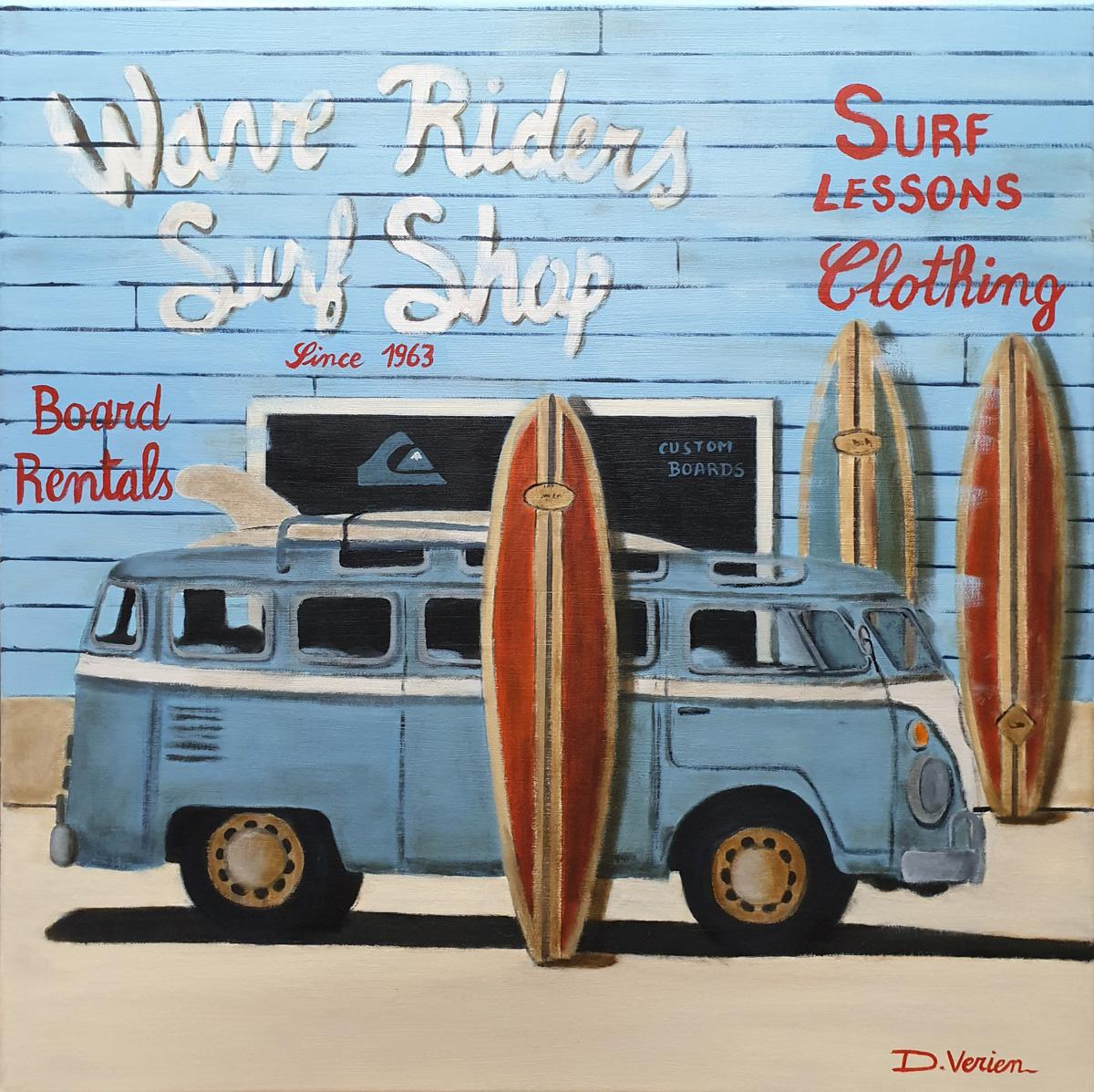 Combi Volkswagen 1963 Surf