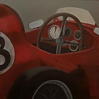 Tableau de bord Ferrari F500