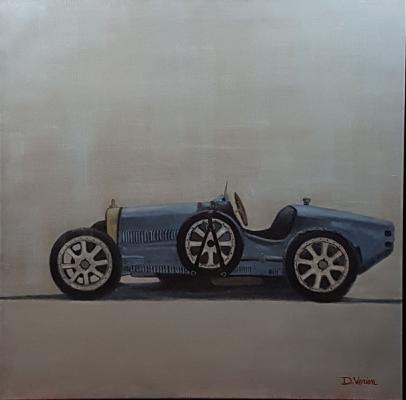 Bugatti C35 1926 -V1
