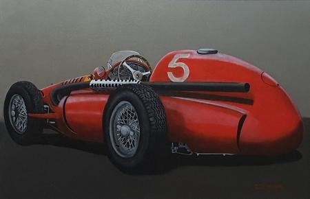 Ferrari 555  Super Squalo de 1955