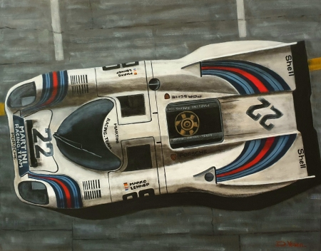 Porsche 917 Martini Le Mans 1973