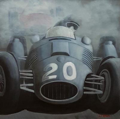 Ferrari D50 - 1952