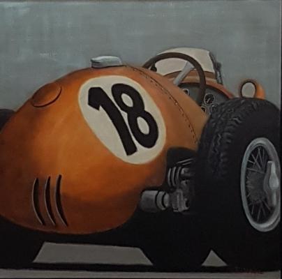 Ferrari - F500 - 1957