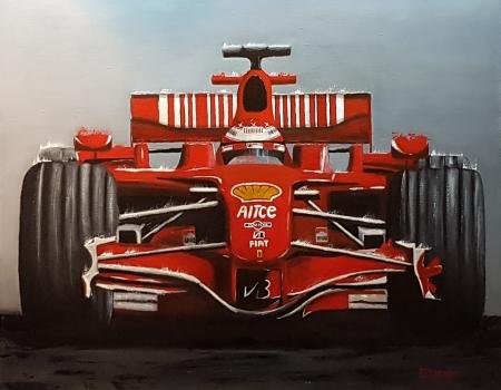Ferrari Michael Schumacher