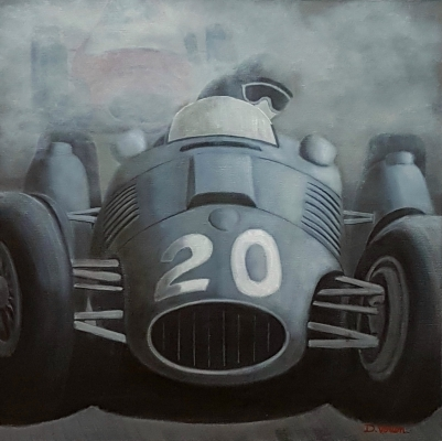 Ferrari D50 1952