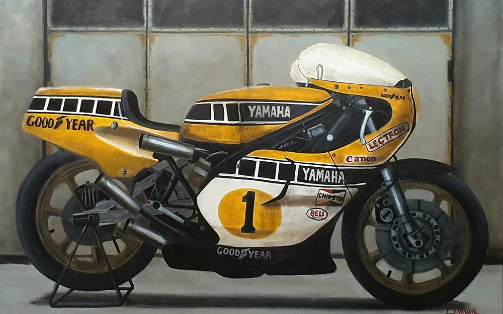 Yamaha OW-35k 1978